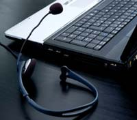 Quebec City VoIP call equipment